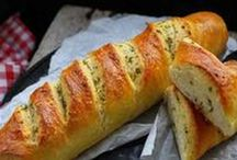 chleba / pečivo