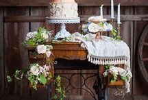 Vintage Wedding Ideas / Weddings...Memories...and Vintage.  They all go together perfectly to make your wedding day decor absolutely special.