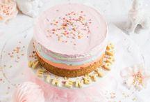 Taart en lekkers / Lekkere taarten, cupcakes en andere zoete hapjes en drankjes voor een geslaagd feest.
