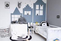 Denim Drift / Alles met de mooie kleur Denim Drift is hier verzameld. Kinderkamers en accessoires.