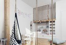 Speelhoek / Speelhoek voor in de kinderkamer of woonkamer. Speelgoedhoeken voor jongens en meisjes.