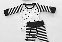 Kleertjes / Leuke en hippe kleding voor baby's en kinderen. Broekjes, shirtjes, rompers en boxpakjes. Voor jongens en meisjes