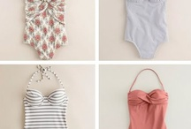 swim suits / by Sharon Shin