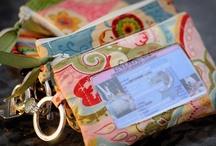making purses and wallets / by Sharon Shin