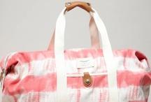 duffel bags / by Sharon Shin
