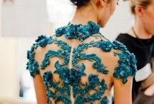 "lovely lace / "" a woman should be two things... classy and fabulous. "" coco chanel"