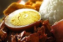 Indonesian rice....