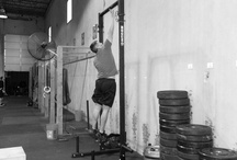 CrossFit  / Our clients in action / by Ian Starr