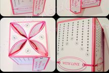 BOXES / Printable box templates for all occasions - many free / by Sheila Wood