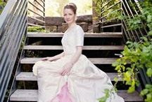 Linda Jane Doble Bridal Gowns / Bridal gowns lovingly cut, draped & hand-created by Linda