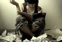 I can write that. / Ideas and inspiration for stories - pictures, characters, quotes and infographics.
