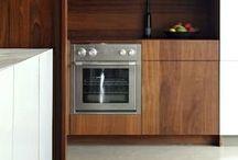 K I T C H E N / Minimal matte modern retro marble natural tinted oiled wood sleek smooth