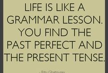 Drama and bad grammar