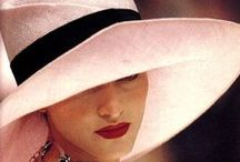 It's all about  pretty hats, head pieces and bows❤