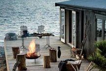 B e a c h   D e s i g n s / #decor #design #beach #decorate #beach #beachhouse #beachstyle #coastal #coastaldesign #interior #home #shells #sand #sea #blue #aqua