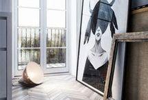 Interiors || Spaces / Home, furniture and interior design inspiration. / by Elizabeth Bodoano