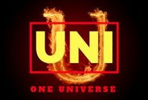 UNI, THE UNIVERSE / Uni, the Universe as the one totality of everything.