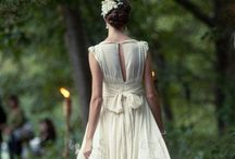 Gown inspiration / Creative ideas and images that inspire...