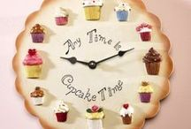 The Cupcake Kitchen / Fun stuff to make your kitchen cute and sweet.