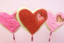 Sweets for Your Sweetie (Valentine Desserts) / Treat someone special to a special homemade treat!
