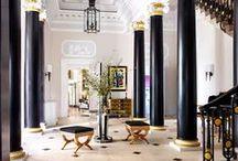 C l a s s i c  I n t e r i o r s / classical interior design, classic decor