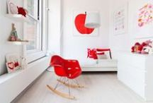 R a v i s h i n g  R e d s / Ideas for your home.