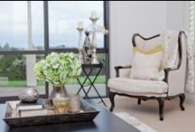 Amazing Interiors Home Stagings / A window into our latest staging throughout Auckland.