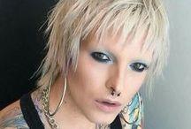 Zachary Barnes / Professional Hair and Make Up Designer
