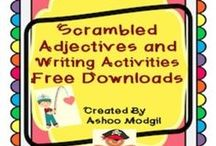 ELA Freebies / English Language Arts Freebies, Printables and Teaching Resources for Hard Working and Dedicated Teachers and Parents!