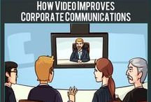 Video Conferencing Tips / This board provides need-to-know tips that will help you succeed in your next video conference. Audiovisual software is a vital communication tool used in the business world and understanding its best practices will maximize professionalism and productivity.