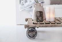 DIY  P a l l e t  C r e a t i o n s / Recycled pallet furniture and decor
