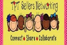 TpT Sellers Networking / An Exclusive Pinterest Board for TpT Sellers Networking Group to pin their products and repin others.  TERMS and CONDITIONS:  1) Maximum 1 pin daily. 2) You must repin other sellers 1 pin on board posted before yours for each  pin you add daily.Pin and let other sellers repin for you for more exposure! 3) If you are not the member, join the group at https://www.facebook.com/groups/809851139055465/