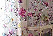 F l o r a l s  F u s i o n s / Use floral decor  to add a soft, timeless touch