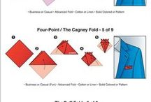 MEN - how to fold ...