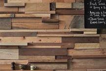 wall - wood