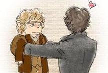 LOTR/Sherlock