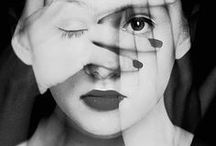 Art photography / Creative photography in artistic way. ie double imaging