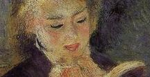 Art 3#  Pierre-August Renoir / Impressionist Art by Pierre-August Renoir