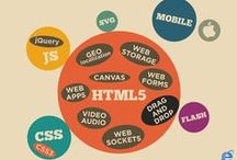HTML5 tips / Be creative and use HTML5 to create a great website. Or be a little less creative but more effective - create your website quickly without learning the code using the MarbleHost.com tools.