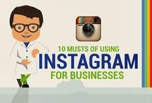 Instagram marketing: tips, strategy, traffic generation, leads & sales / Learn how to dominate on Instagram. Build your brand, use the right hashtags, get highly engaged followers, convert your content into traffic ...and to make sure your web hosting provider will not suspend your website for exceeding the bandwidth limit when your traffic will start to flow, consider unlimited web hosting from MarbleHost.com :)