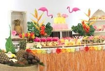 TROPICAL PARTY!