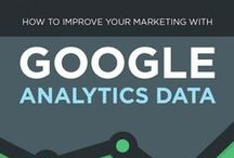 Google analytics tips, tutorials & strategies: how to get most from your website statistics / If you know how to use Google analytics and how to interpret the data you will have in your hands an information which you can use to multiply your traffic and sales. Before you do so, make sure your web hosting provider will not suspend your website for exceeding the bandwidth limit when your traffic will start to flow => consider unlimited web hosting from MarbleHost.com :)
