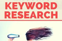 Keyword research tips, tutorials & strategies: tools to find the right keywords / Keyword research is the first step if you plan to employ strategies like SEO or AdWords advertising. There is a simple equation: good keyword research = many times more traffic to your website. Before you start to use these keyword research tips, make sure your web hosting provider will not suspend your website for exceeding the bandwidth limit when your traffic will start to flow => consider unlimited web hosting from MarbleHost.com :)