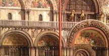 Antonio Canaletto / Intricate paintings of Venice by Italian Artist Antonio Canaletto.
