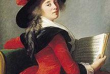 Elisabeth Louise Vigee Le Brun - Artist