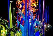 DALE CHIHULY - Magic world of glass