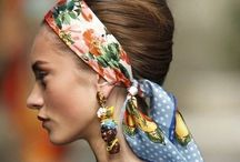 ACCESSORISE IT / Hats, belts, gloves, scarves, watches, statement costume jewellery. The right accessories can take an outfit from just fine to absolutely fabulous