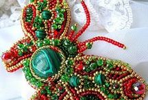 Marvelous Beads and Seed Bead Creations, Wirework, Tutorials, Tips etc.!  / Beads, wirework, stringing,  bead embroidery,  beading tips, tutorials,  patterns inspiration...etc / by Susan Jones
