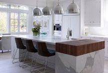 KITCHENS & DINING ROOMS / The best parties always happen in the kitchen ...
