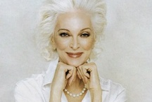 """AGELESS STYLE & BEAUTY / Great style and beauty is ageless. Read more on how """"old"""" is the new black here http://whateverywomanneeds.com/2015/04/style-matters-old-is-the-new-black/"""